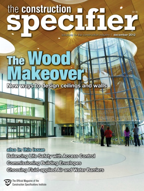 The Construction Specifier, December