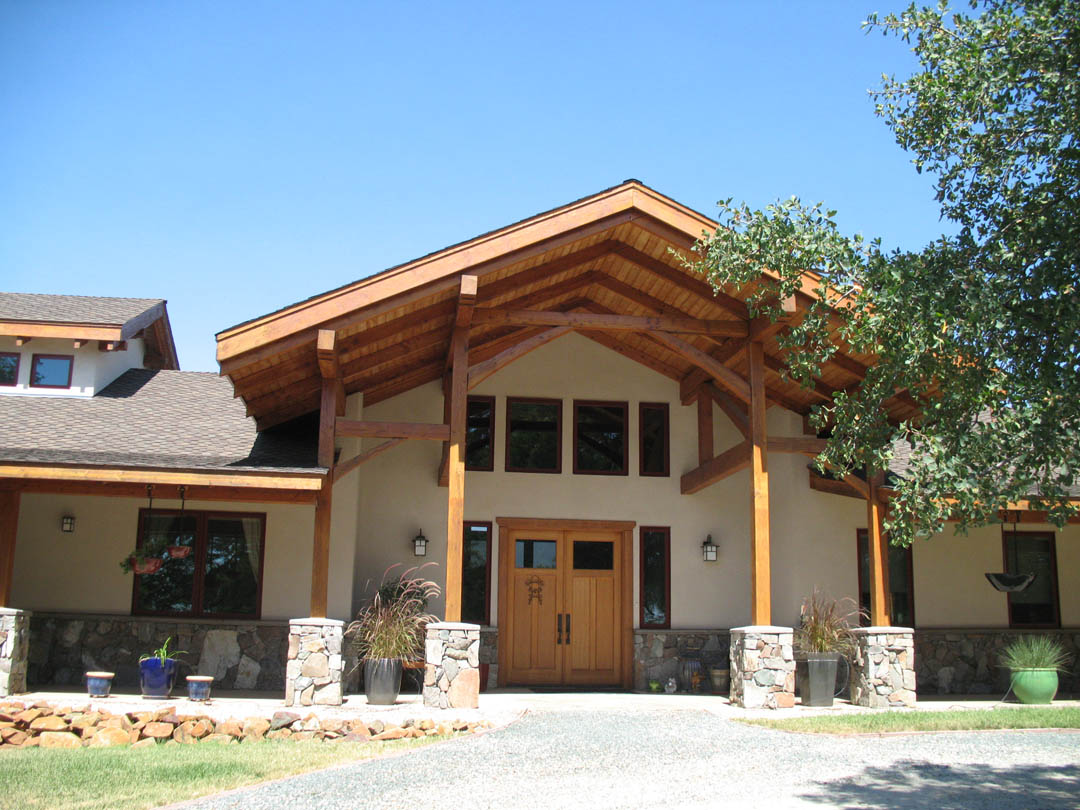 Pacific Post and Beam, Santa Ynez, CA