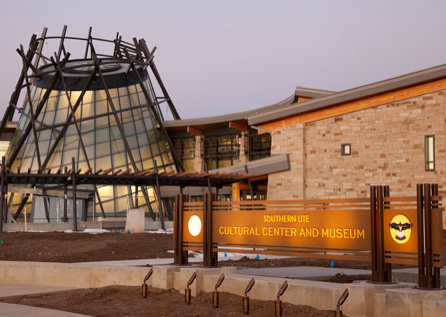 Cultural Center & Museum, Colorado, built with SIPS