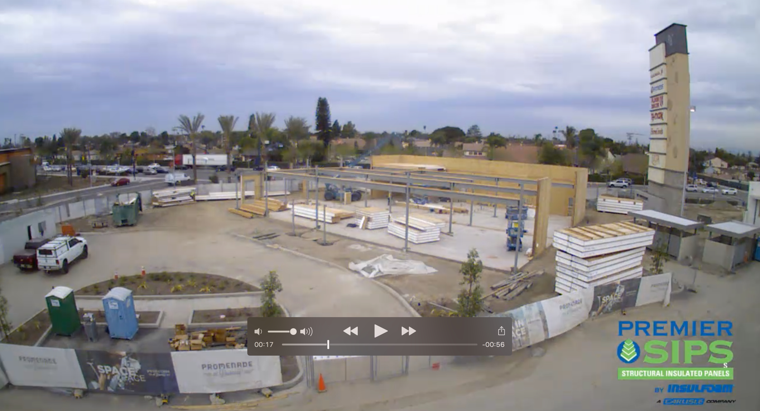 Commercial SIP Installation in L.A. County | VIDEO