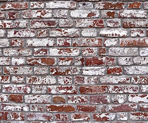 EFFLORESCENCE on brick facades can indicate degradation from moisture leakage. If the chalky white substance appears on your building, investigate possible sources of leaks.